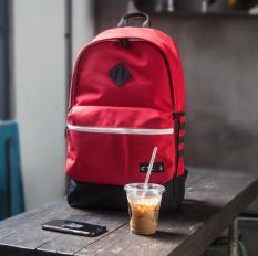 Balo thời trang DAS Classic 3S Backpack Burgundy
