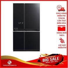 Tủ lạnh Mitsubishi Electric 580 lít MR-L72EN-GBK-V