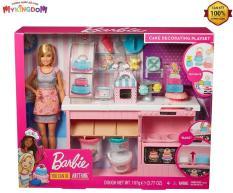 Tiệm Bánh Ngọt Ngào Của Barbie GFP59