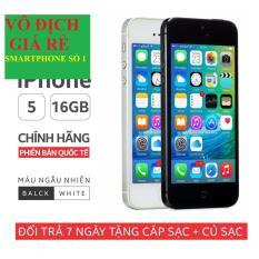 điện thoại CHÍNH HÃNG Iphone5 32G quốc tế – Full chức năng
