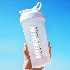 Bình nước lắc thể thao Shaker MyProtein 600ml