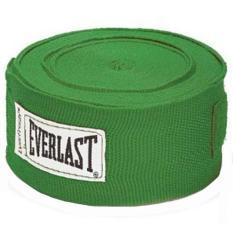 Băng quấn tay Everlast 4.5m xanh lá ( Bán theo cặp )