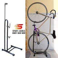 Chân dựng xe đạp đa năng chữ L (3 kiểu dựng) Nhôm nhẹ