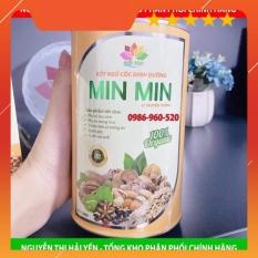 [LOẠI MỚI 29 LOẠI HẠT] NGŨ CỐC DINH DƯỠNG, LỢI SỮA MIN MIN (CÓ chứng nhận ATTP)- Ngũ Cốc Lợi Sữa – Mẫu mới 29 loại Hạt, Bột Ngũ Cốc Min Min (500GAM)