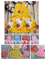 [HCM]Đầm Luạ Nhiều Mẫu Dễ Thương Bé (14-22kg)