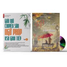 Combo 2 sách: Giải mã chuyên sâu ngữ pháp HSK giao tiếp (tập 1) + 999 Bức Thư Viết Cho Bản Thân (Trung – Pinyin – Việt, Có Audio nghe) + DVD quà tặng