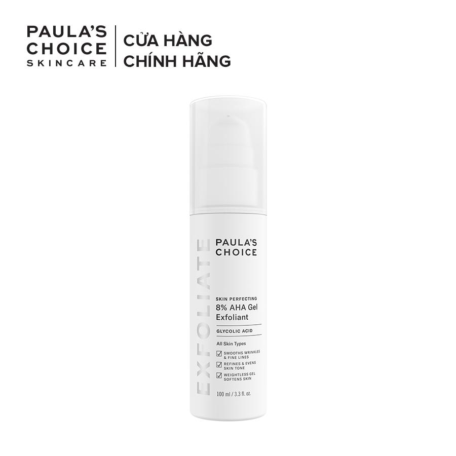 Gel loại bỏ tế bào chết Paula's Choice Skin Perpecting 8% AHA Gel Exfoliant -1900