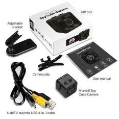 Camera Hành Trình RD SQ11 Full HD 720P Mini Camera DV DVR Camera Hành Trình Với Tầm Nhìn Ban Đêm IR