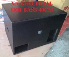 Loa Sub hơi, loa siêu trầm Martin bass 40, mạnh mẽ uy lực, madein Thailand., kiểu sub hầm.
