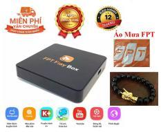 FPT Play Box 2018 – Phiên Bản 4k Tặng Áo Mưa FPT