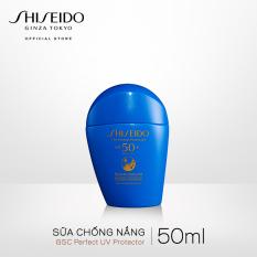 Kem chống nắng dạng sữa Shiseido GSC The Perfect Protector 50ml