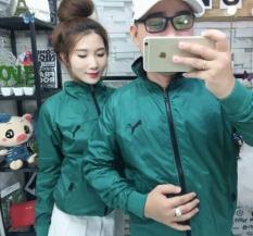 áo khoác dù đẹp mặc được 2 mặt