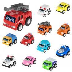 xe bánh đà ô tô mini đồ chơi bằng hợp kim,tinh tế ,xe giao thông,xe cứu hỏa