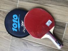 Vợt bóng bàn, vợt 729 1010 cao cấp (đỏ)