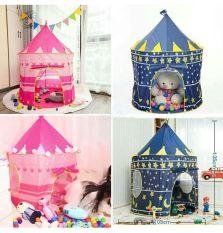 Lều công chúa hoàng tử đồ chơi chất liệu cao cấp thiết kế đẹp mắt, đáng yêu cho bé, lều cho bé, lều công chúa Others, lều cho bé giá rẻ