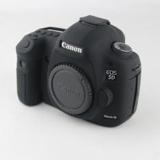 HÌNH THẬT Vỏ cao su cho máy ảnh CanonEOS 5D Mark III