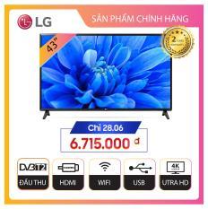 Smart TV LG 43inch Full HD – Model 43LM5500PTA (2019) – Hãng phân phối chính thức