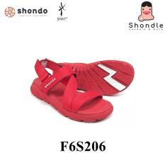 Sandal Shondo Shat 2 Màu Thời Trang [Ảnh Thật]