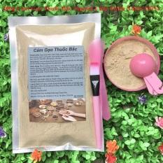 Bột Cám gạo Thu-ốc bắc 100g-200g nguyên chất thiên nhiên 100% dùng để đắp mặt đa công dụng