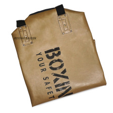 Vỏ bao cát treo boxing 1m2 – Brown/Black