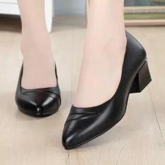Giày Búp Bê Đế 3cm – Hàng VNXK – VINA GIÀY VIỆT