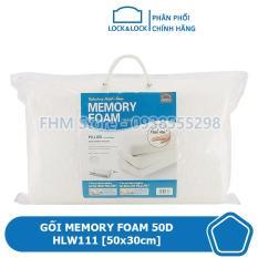 Gối cong Memory Foam Lock&Lock HLW111