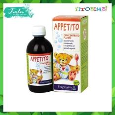 Siro Appetito Bimbi hỗ trợ cho trẻ ăn ngon và phát triển toàn diện 200ml
