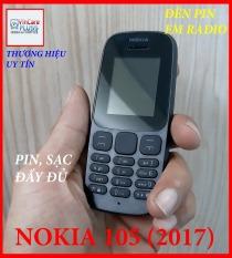 Điện thoại Nokia 105(1 Sim) zin giá rẻ ( model 2017)