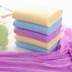 Khăn tắm cao cấp siêu mềm – Xuất Nhật. Kích thước 1m6 mềm mại, BH 1 đổi 1 khăn tăm.[CHỈ CÒN 25K HÔM NAY]