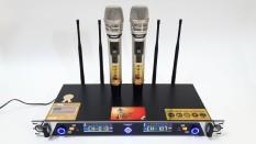 Micro không dây Shure UGX21- 4 anten-TỰ NGẮT loại 1