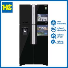 Tủ lạnh Hitachi FW690PGV7(GBK) – Miễn phí vận chuyển & lắp đặt – Bảo hành chính hãng