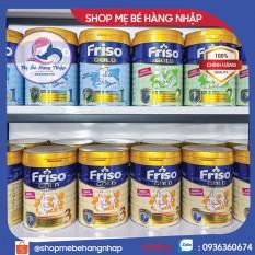 Sữa Friso Gold nội địa Nga đủ số – 800gr
