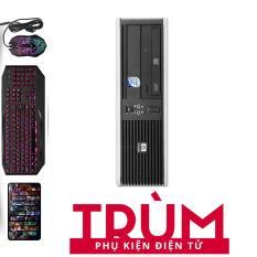 Thùng CPU đồng bộ HP DC5700 SFF CPU E6400, 2GB, SSD 240GB + Quà Tặng- Hàng Nhập Khẩu