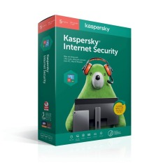 [Nhập ELJAN11 giảm 10%, tối đa 200k, đơn từ 99k]Phần mềm diệt virut Kaspersky Internet Security 5 PC – NTS phân phối