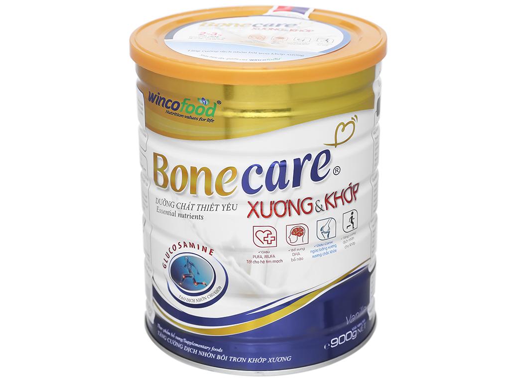 Sữa bột Wincofood Bonecare dưỡng chất cho xương và khớp 900g dành cho người lớn phòng ngừa đau xương khớp,...