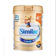 Sữa bột Similac IQ 4 HMO 900g (Cam kết Chính Hãng, Date mới)