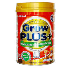 Sữa Grow Plus+ 780g (cho trẻ dưới 1 tuổi)