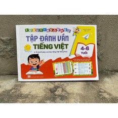 Tập Đánh Vần Tiếng Việt – Cách Đánh Vần