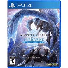 Đĩa game PS4 Monster Hunter World Iceborne