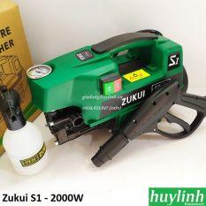 Máy rửa xe Osaka 2000W – Zukui S1 S2 S3 – Tặng kèm bình xà bông