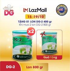 Sữa Dê DG-2 800g