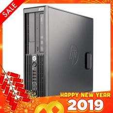 Máy bộ HP WORKSTATION Z220 SFF Core i5, Ram ECC 8GB, SSD 120GB và HDD 250GB