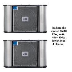 Loa nằm karaoke gia đình RM – 10
