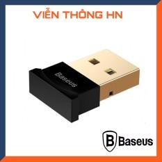 [Nhập ELAPR21 giảm 10% tối đa 200k đơn từ 99k]USB Bluetooth 4.0 CSR BASEUS loại mới hỗ trợ Aptx dùng cho máy tính để bàn hoặc laptop KHÔNG CẦN CHẠY DIRVER