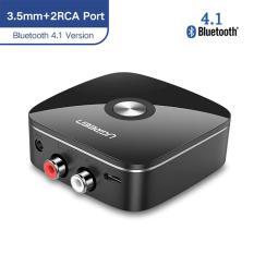 Thiết Bị Nhận Bluetooth 5.0 Music Receiver Cao Cấp UGREEN CM123 – Hỗ trợ 3.5mm và 2RCA