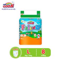 Tã quần Goo.N Friend regular XL7/L8/M9 dành cho bé từ 7 -17 kg