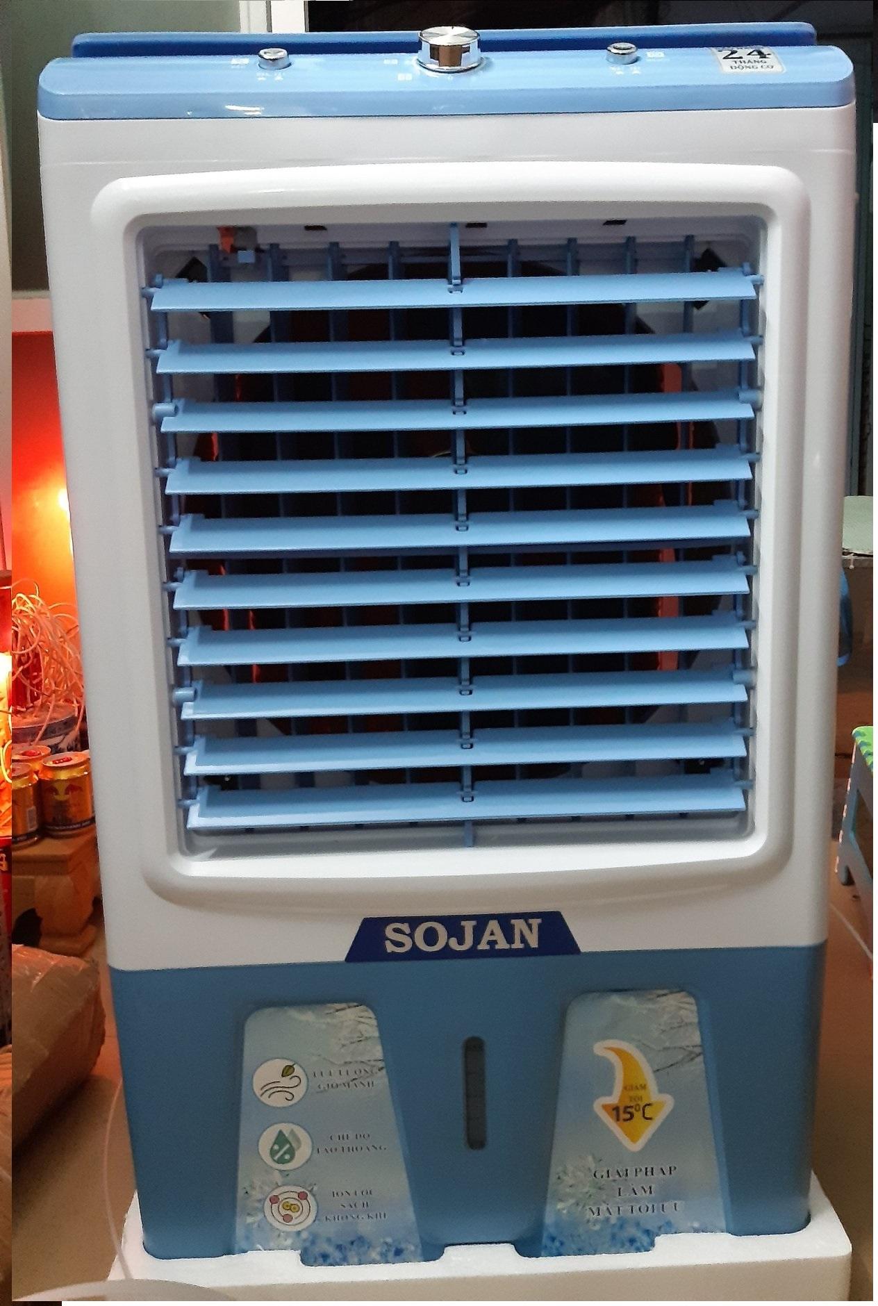 Quạt điều hòa hơi nước SOJAN model: YH38 Model: 2020 giá rẻ 1.440.000₫