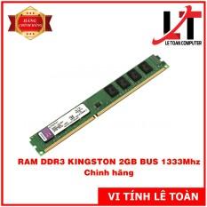Ram Kingston PC DDR3 2GB Bus 1333mhz Chính Hãng