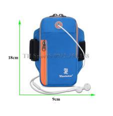 Túi đeo, bao đeo bắp tay đựng điện thoại chạy bộ TH SportS co giãn chống nước