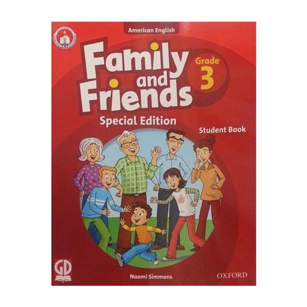Family And Friends (Ame. Engligh) (Special Ed.) Grade 3: Student Book